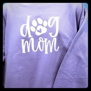NWT 2XL Sweatshirt - Dog Mom